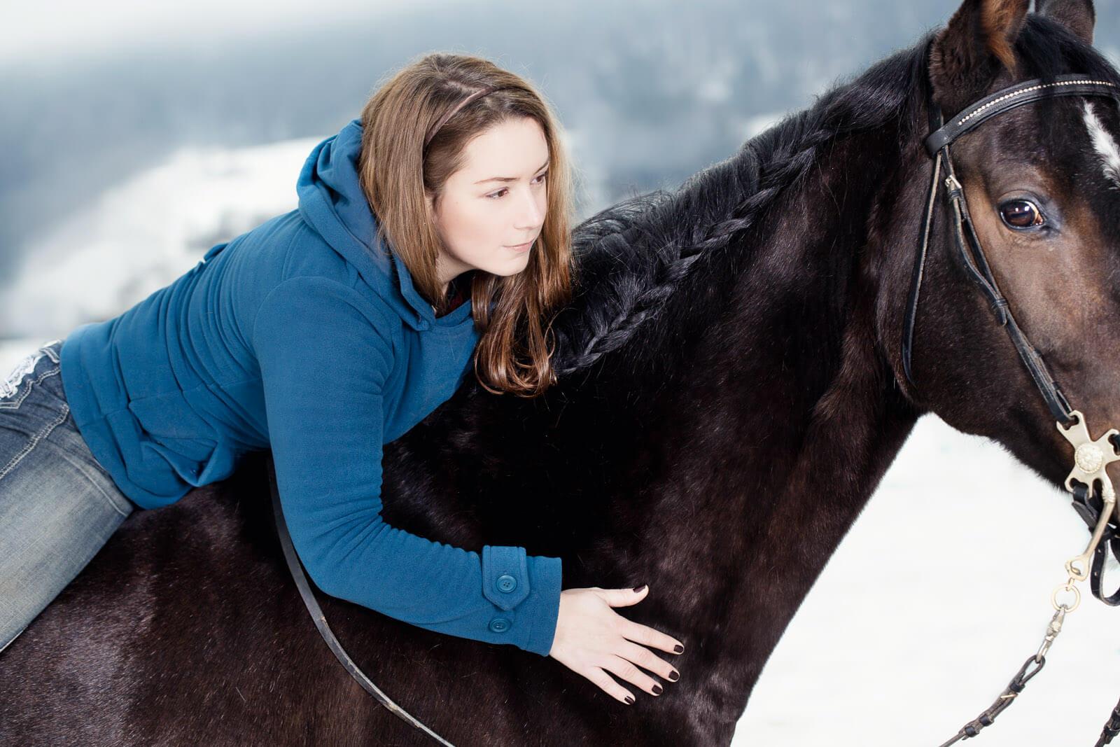 Wie sag ich`s meinem Pferd? 10 Gesetze zur besseren Kommunikation