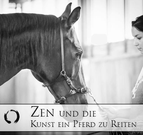 Zen und die Kunst ein Pferd zu reiten