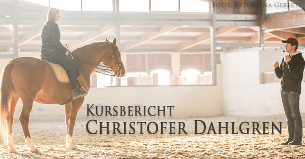 Kursbericht Christofer Dahlgren 2017