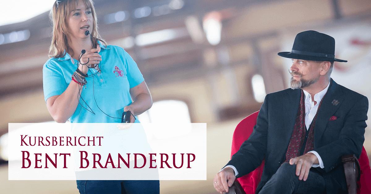 Kursbericht Bent Branderup 2017
