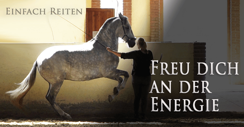 Energie und die Freude an Bewegung