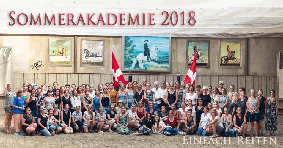 Und Action…Sommerakademie 2018