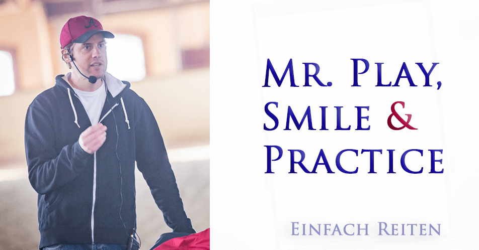 Mr. Play, Smile and Practice – Christofer Dahlgren