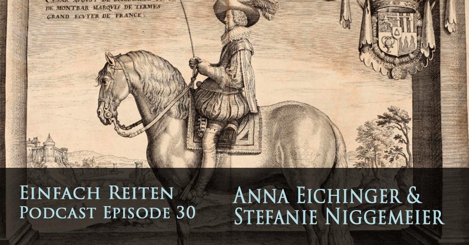 ERP-30 Anna Eichinger und Stefanie Niggemeier